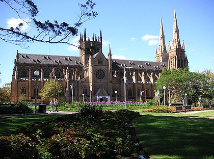 StMarysCathedral fromHydePark.JPG