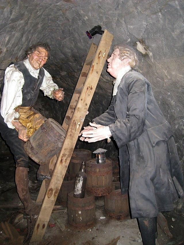 St Clements Caves