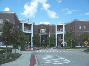 St. Cloud, Florida - St. Cloud City Hall