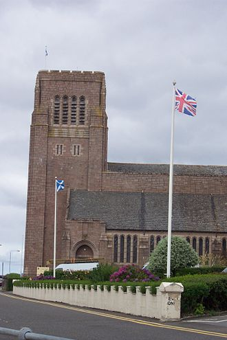 St Columba's Cathedral - Image: St Columbas Cathedral, UK