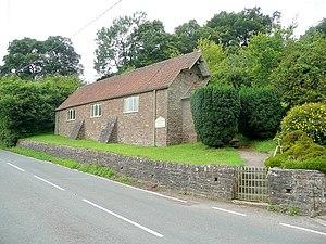 Buckholt, Monmouthshire - Image: St John's church, Buckholt geograph.org.uk 1399775
