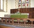 St Mary's church - sanctuary - geograph.org.uk - 1505740.jpg
