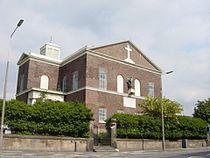 St Patrick's Chapel, Park Place (front view) - geograph.org.uk - 183180.jpg