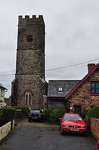 St Peter's church, Clayhanger, Devon-geograph.org.uk-3920333.jpg