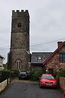 St Peter's church, Clayhanger, Devon-geograph.org.uk-3920333.jpg