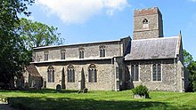 St Peter, Guestwick, Norfolk - geograph.org.uk - 536821.jpg