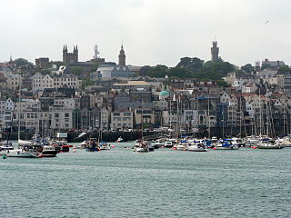 Saint Peter Port, Guernsey, Britain, United Kingdom -  Alistair Young/Wikipedia
