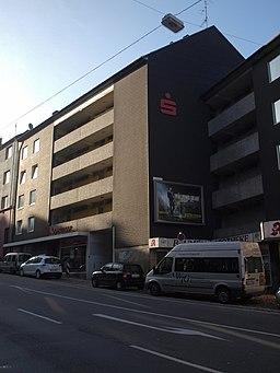 Klever Platz in Wuppertal