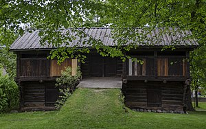 Per Villand - Image: Stall Sore Villand 1700 tallet (2)