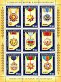 Stamps of Azerbaijan, 2011-960-968.jpg