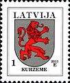 Stamps of Latvia, 2011-10.jpg