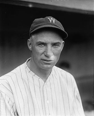 Stan Coveleski - Coveleski with the Senators