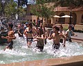 Stanford Band fountain hopping.jpg