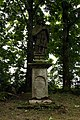 Statue in Lážně Kynžvart.JPG