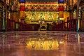 Statue of Buddha inside Pullahari Monastery(Gumba)-IMG 9188.jpg