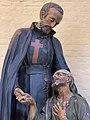 Statue of Camillus de Lellis (Hippolyte Oger) - 3.jpg