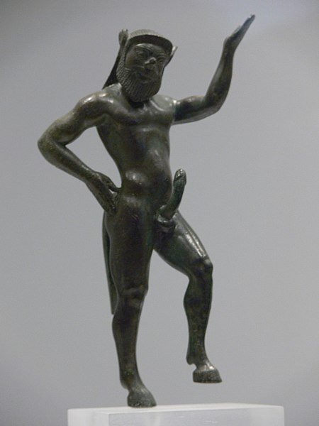File:Statue of a Satyr.jpg