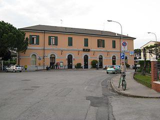 San Donà di Piave-Jesolo railway station