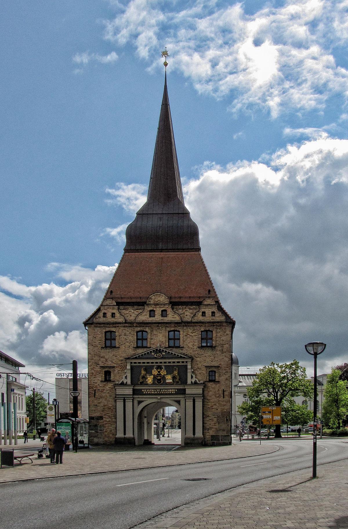 Rostock Wiki