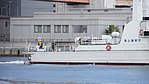 Stern of JCG Fudo(PC-55) right side view at Port of Kobe Novenber 11, 2017.jpg