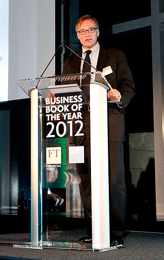 Financial Times and McKinsey Business Book of the Year Award - 2012 winner Steve Coll