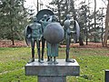 Stichting 1940-1945, J Jorna, 1972 brons.JPG