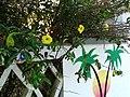Still Life with Flowers and Painted Palms - Tecolutla - Veracruz - Mexico (15844280058).jpg