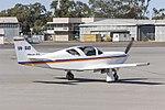 Stoddard Hamilton Glasair GII-S-RG (VH-BAB) taxiing at Wagga Wagga Airport (1).jpg