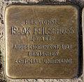 Stolperstein Brunnenstr 178 (Mitte) Isaak Feilschuss.jpg
