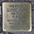 Stolperstein Chausseestr 6 (Mitte) Sophie Happ.jpg