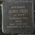 Stolperstein Dufkampstraße 17 Stadtlohn Klara Stein.jpg