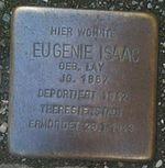 Stolperstein Munich Eugenie Isaac.jpg