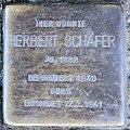 Stolperstein Paulsborner Str 93 (Wilmd) Herbert Schäfer.jpg