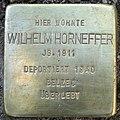 Stolperstein Verden - Wilhelm Horneffer (1911).jpg