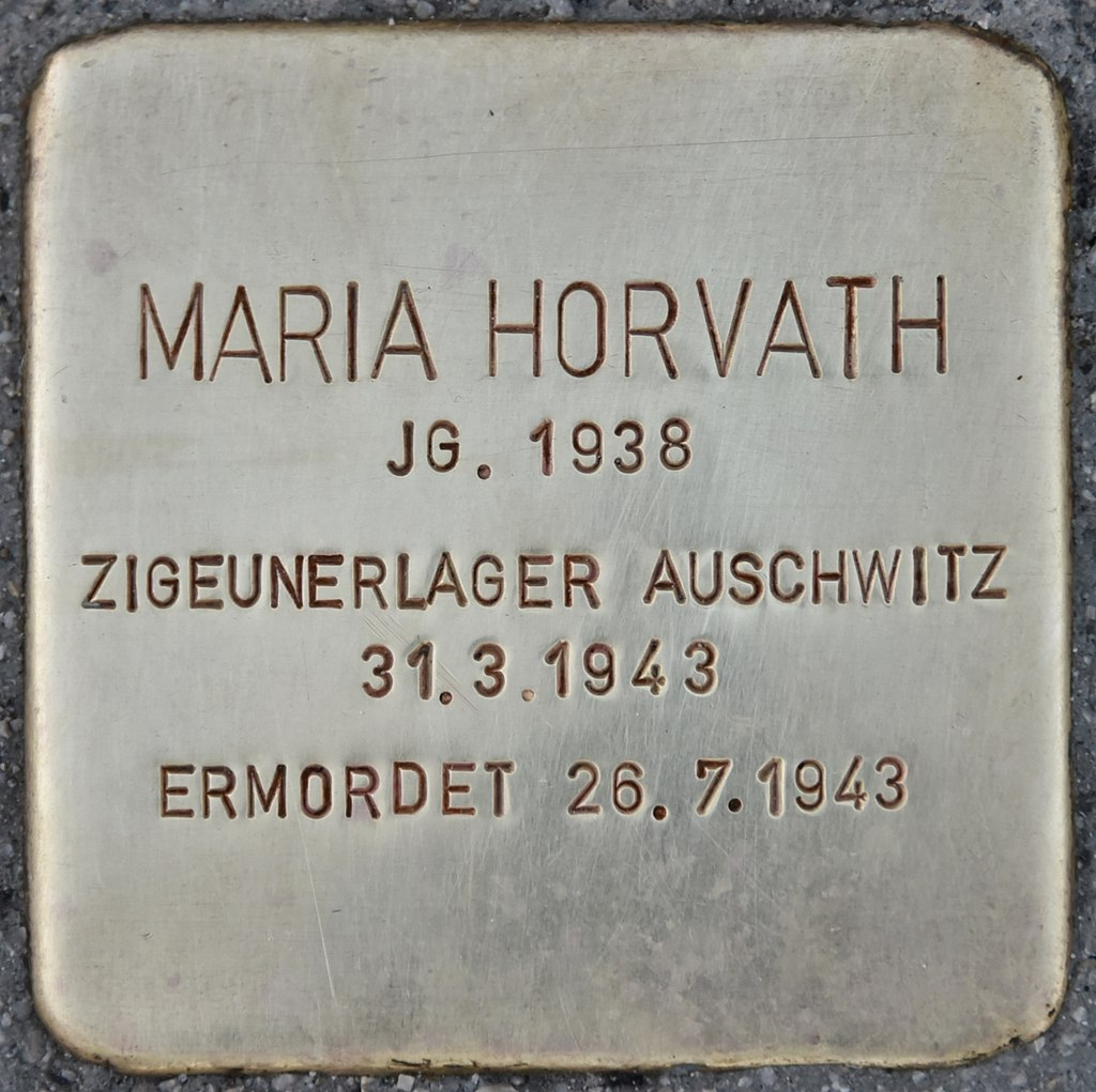 Stolperstein für Maria Horvath (Wiener Neustadt).jpg