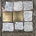 Stolpersteine Gouda AG de Vrijestraat 18.jpg