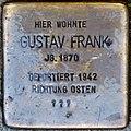 Stolpersteine Höxter, Gustav Frank (Marktstraße 15).jpg