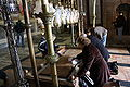 Stone of Anointing, Holy Sepulchre 2010 2.jpg