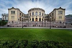 Stortinget, Oslo, Norway.jpg