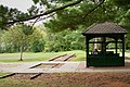 Strang Park historic railroad tracks.jpg