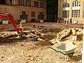 Strasbourg, fouilles place du Château 2012 b.jpg