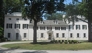 Historic Strawberry Mansion - Strawberry Mansion in 2014