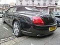 Streetcarl Bentley continental GTC (6437358973).jpg