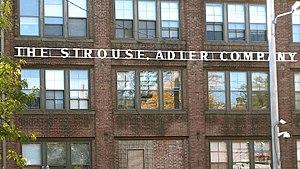 Strouse, Adler Company Corset Factory - Image: Strouse, Adler 2