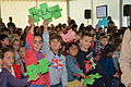 Students of La Corolla school Gijon-Asturias-Spain October 2015.JPG