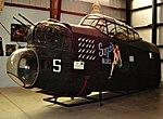 Sugar's Blues Lancaster nose art at Bomber Command Museum Canada Flickr 3243465550.jpg