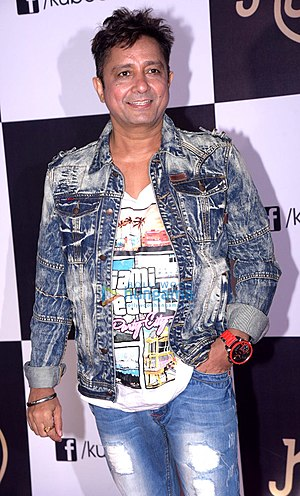 Sukhwinder Singh - Singh at the launch of 'KUBE' in Mumbai in 2017
