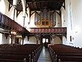 Sulzbach (Saar) Evangelische Kirche Innen 02.JPG
