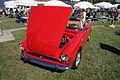 Sunbeam Tiger 1966 Convertible LFront Lake Mirror Cassic 16Oct2010 (14690510099).jpg