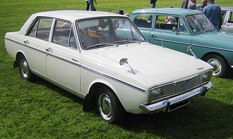 Rootes Arrow - Circa 1969 Sunbeam Vogue